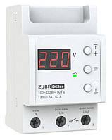 Реле контролю напруги ZUBR D63se, фото 1