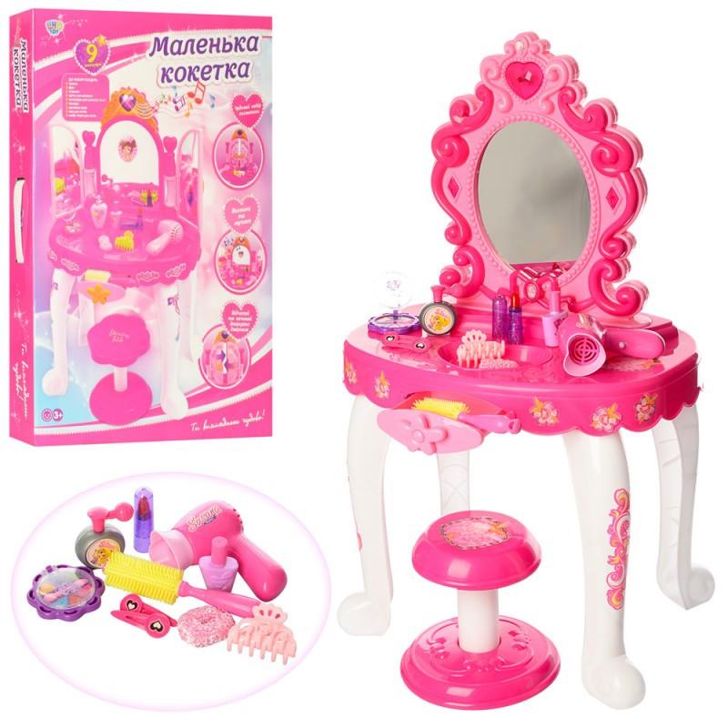 Игрушка Детский туалетный столик (трюмо)