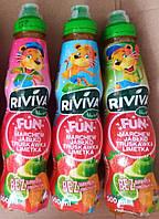 Сок мультифруктовый без красителей и консервантов Riviva Fun 500 ml