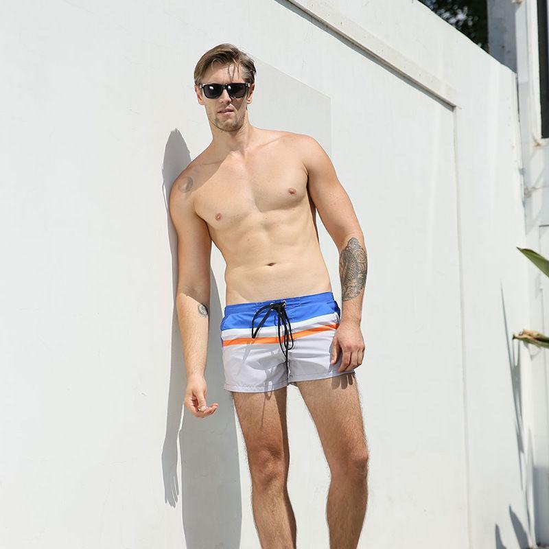 Классические мужские шорты AQUX с карманами