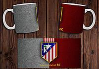 "Чашка ""ФК Атлетико Мадрид"" / Кружка ""Atletico Madrid"" №3"