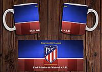 "Чашка ""ФК Атлетико Мадрид"" / Кружка ""Atletico Madrid"" №6"