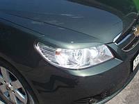 Накладки на фары (Реснички) Chevrolet Epica