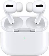 Наушники Apple AirPods Pro в зарядном футляре High-Quality (реплика) (5491)