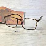 Имиджевые очки в стильной оправе (антиблик), фото 6