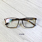 Имиджевые очки в стильной оправе (антиблик), фото 5