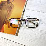 Имиджевые очки в стильной оправе (антиблик), фото 4