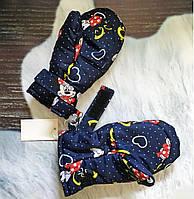 Краги для малышей Мини Маус