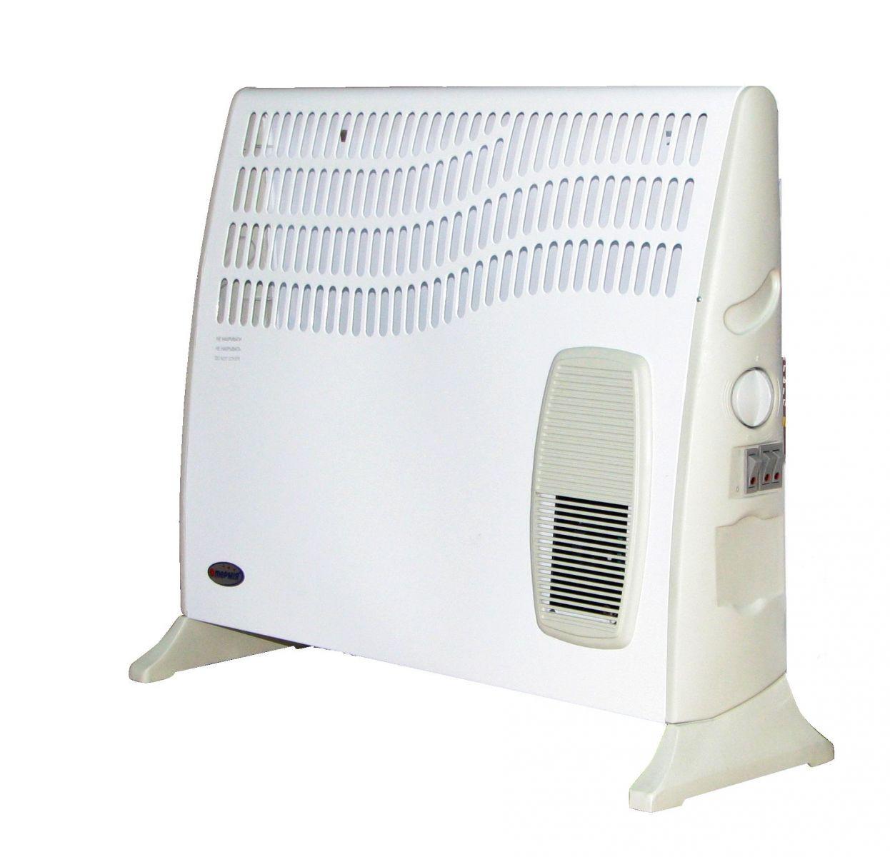 Конвектор отопления электрический Термия (Термія) ЭВУА-2,0/230 (сп) настенный, напольный