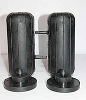 Вставки усилители в задние пружины, пневмоподушки для ВАЗ и других легковых автомобилей