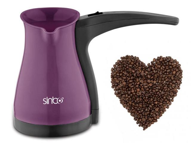 Кофеварка Sinbo электро турка