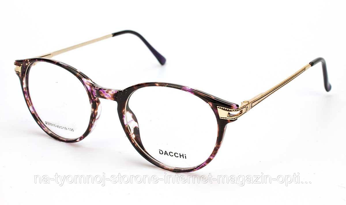 Оправа для очков пластиковая Dacchi D37015-C4