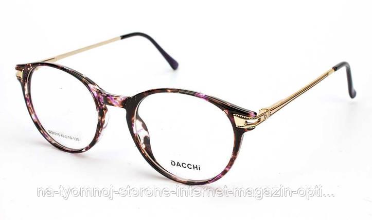 Оправа для очков пластиковая Dacchi D37015-C4, фото 2