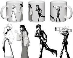 Кружка чашка Gintama