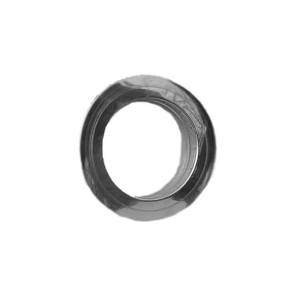 Розетта дымохода из нержавеющей стали (0,6 мм.)