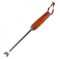Пристрій для видалення бур'янів, ручка дерев`яна GR6910D