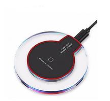 Бездротовий  зарядний пристрій FANTASY K9 з технологією QI Чорний