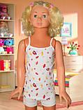 Трусы для девочек Зонтики Белый 164-170 (14-15 лет) Donella Турция, фото 2
