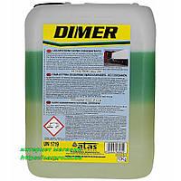 Активная автомобильная пена DIMER Atas Высококонцентрированное щелочное моющее средство 10кг