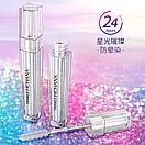 Тушь для ресниц Hchana Crystal Silver с блестками 4,5 g, фото 2