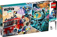 Конструктор LEGO Hidden Side BB 2019 Фантомная пожарная машина 3000 760 деталей 70436