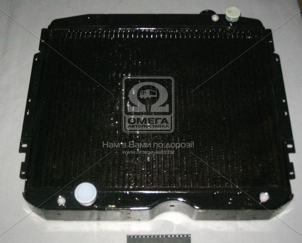 Радиатор водяного охлаждения ГАЗ 3307 (3-х рядный) (пр-во ШААЗ) (арт. 3307-1301010-70)