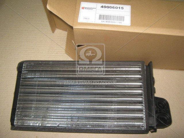 Радиатор отопителя PEUG605/СИТРОЕН XM ALL 89-00 (Van Wezel) (арт. 40006015)