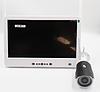 "Реєстр.+ Камери DVR KIT c LCD 13"" 1308 WiFi 8ch набір на 8 камер"