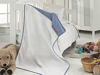 Детский плед в кроватку U.S. Polo Assn - Bandon 80*110