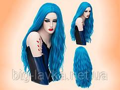 Кучерявый парик из искусственных волос 56 см