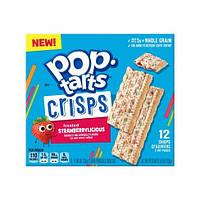 Батончики Pop-tarts Crisps Strawberry