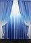Двухсторонние шторы красивый комплект интернет магазин, фото 7