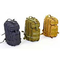 Рюкзак тактический рейдовый SILVER KNIGHT хаки