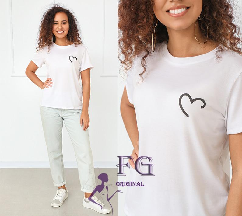 """Женская футболка с рисунком """"Soul"""""""