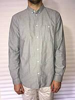 Рубашка Mtwtfss Weekday Серая, фото 1