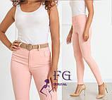"""Стильные женские брюки узкие """"Lavan""""  Норма, фото 2"""