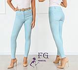 """Стильные женские брюки узкие """"Lavan""""  Норма, фото 7"""