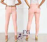 """Стильные женские брюки узкие """"Lavan""""  Норма, фото 8"""