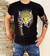 Футболка Tiger black, фото 1