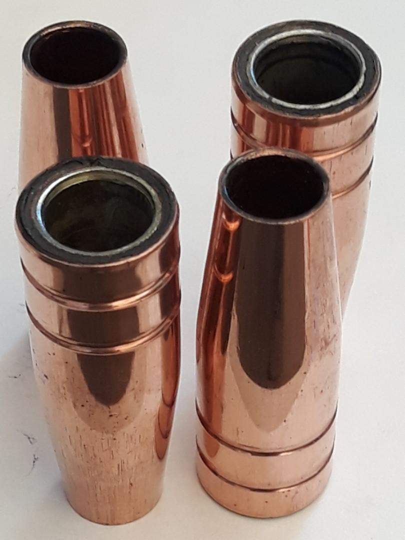 Сопло гладкое медь МВ-15