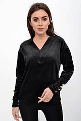 Джемпер женский 112R471 цвет Черный