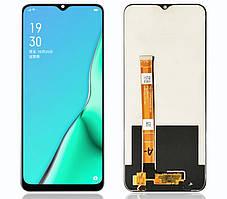 Дисплей (LCD) Oppo A5 (2020) | Oppo A9 (2020) | Oppo A11x | Realme 5 с тачскрином, чёрный