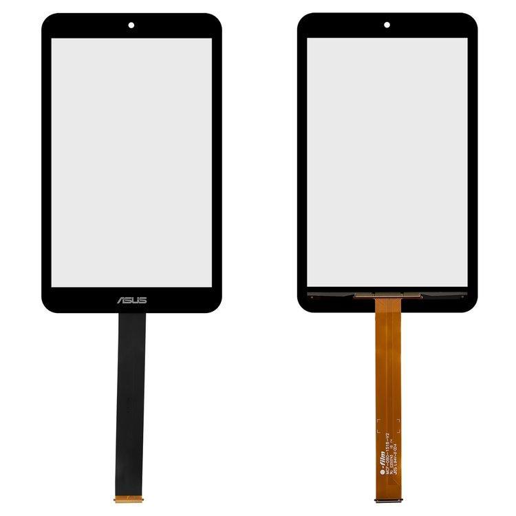 Сенсорный экран (тачскрин) для планшета Asus ME181C MeMO Pad 8   ME181CX, черный