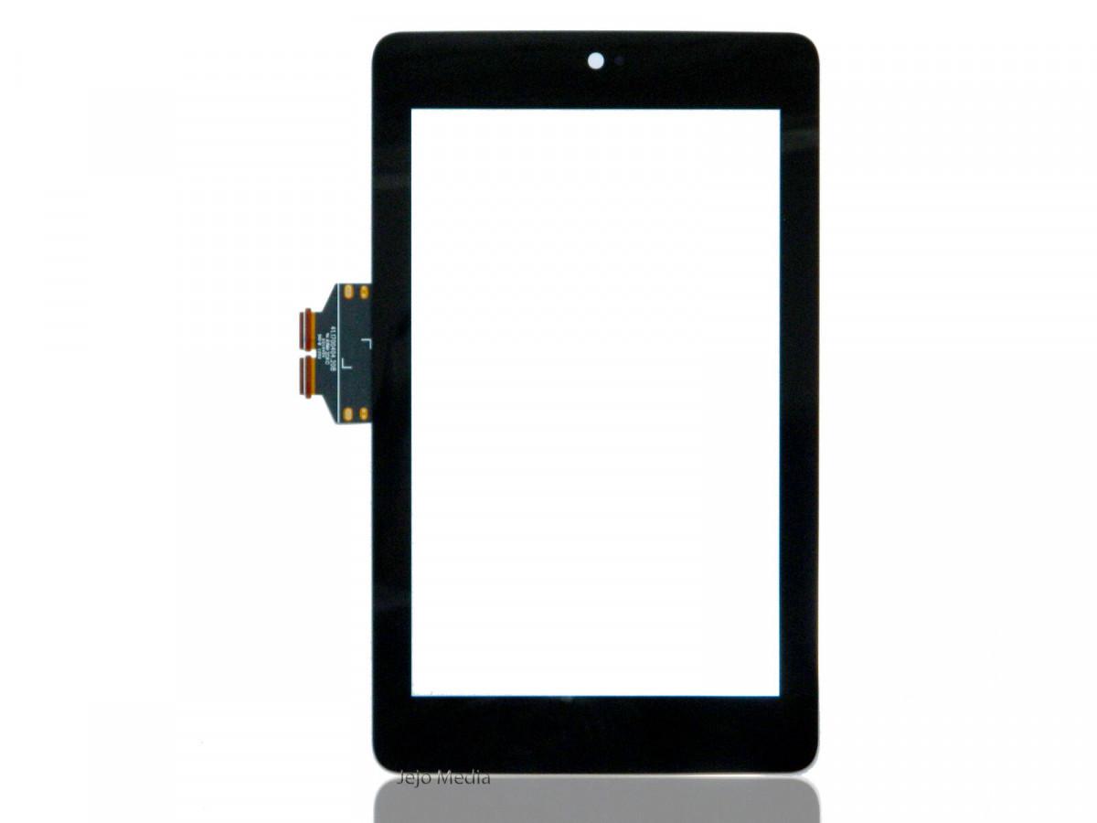 Сенсорный экран (тачскрин) для планшета Asus ME370 Nexus 7 | ME370T, черный