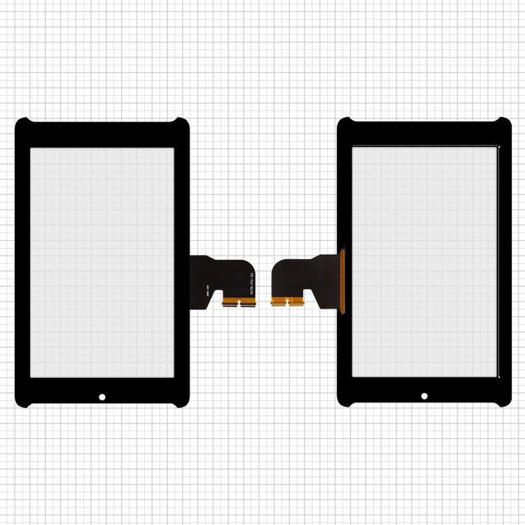 Сенсорный экран (тачскрин) для планшета Asus ME372 FonePad 7 | ME372CG | K00E, черный, #5470L FPC-BX