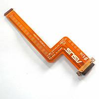 Шлейф для планшета Asus TF300T Eee Pad c разъемом зарядки и компонентами REV.1.3