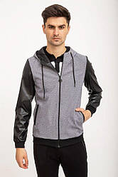Куртка мужская 119R047(744) цвет Серый