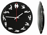 Часы настенные HMD Камасутра Черный (110-1081666)