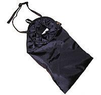 Автомобильная сумка для мусора HMD Чистюля Черный (327-17017373)