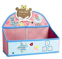 Органайзер HMD Happy day для игрушек и канцелярских принадлежностей Слоник (105-10218959)